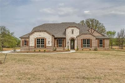 Burleson Single Family Home For Sale: 4143 Timber Vista Drive