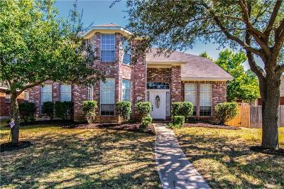 Allen Single Family Home For Sale: 613 Huntington Lane