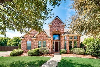Allen Single Family Home For Sale: 1503 Vinecrest Lane