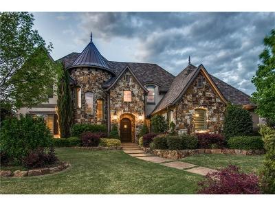 Prosper Single Family Home For Sale: 2921 Creekwood Lane