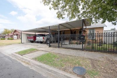 Single Family Home For Sale: 6630 Victoria Avenue