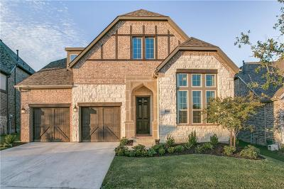 Mckinney Single Family Home For Sale: 6905 St. George's Drive