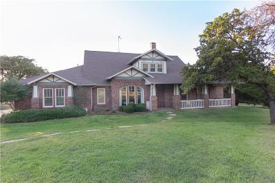 Burleson Single Family Home For Sale: 100 Enchanted Court N