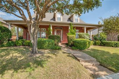 Lewisville Single Family Home For Sale: 2715 Queen Elaine Drive