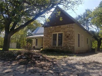 Erath County Single Family Home For Sale: 572 County Road 270