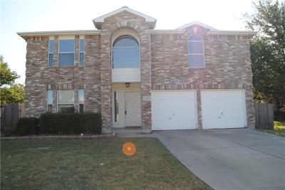 Mckinney Single Family Home Active Option Contract: 2102 Oleander Way