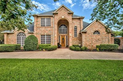 Colleyville Single Family Home For Sale: 2800 Red Oak Court E