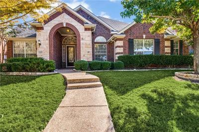 Allen Single Family Home For Sale: 1125 Surrey Lane