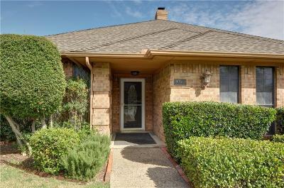 Carrollton Single Family Home For Sale: 1509 Sugar Creek Drive
