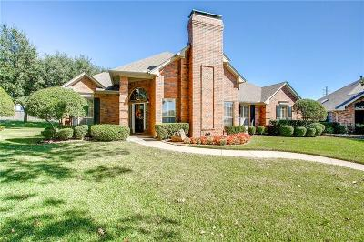 Rockwall, Fate, Heath, Mclendon Chisholm Single Family Home Active Option Contract: 910 Sunpoint Circle
