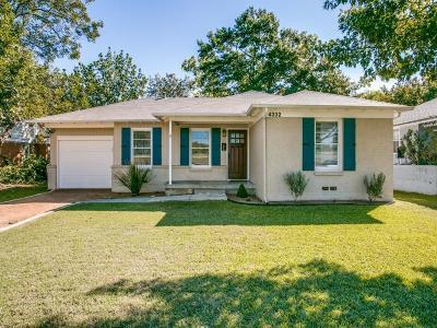 Single Family Home For Sale: 4332 Matilda Street