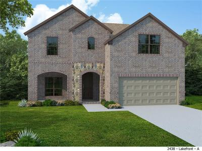 Lewisville Single Family Home For Sale: 1027 Olivia Drive