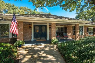 Tarrant County Single Family Home For Sale: 2 Lake Forest Drive