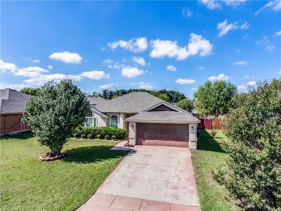 Weatherford TX Single Family Home For Sale: $185,000