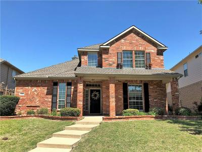 Rockwall Single Family Home For Sale: 2060 Ashbourne Drive