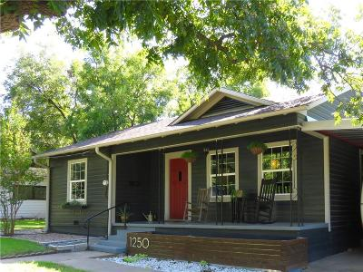 Erath County Single Family Home For Sale: 1250 N Isla Street