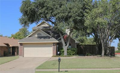 Lewisville Single Family Home For Sale: 909 Plantation Drive