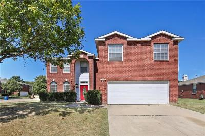 Little Elm Single Family Home For Sale: 2001 Hickory Drive
