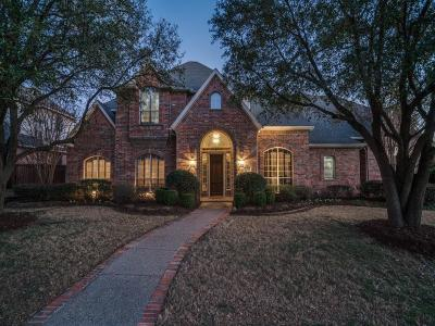 Frisco Single Family Home Active Option Contract: 5560 Gadwall Drive