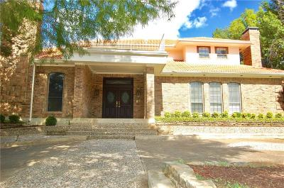 Single Family Home For Sale: 1350 Shores Circle