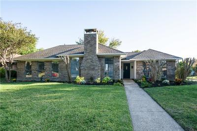 Plano Single Family Home For Sale: 3832 Grifbrick Drive