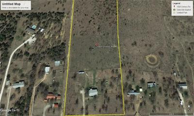 Mineral Wells Residential Lots & Land For Sale: 1565 Grimes Road