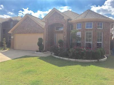Princeton Single Family Home For Sale: 3004 Hidden Meadow Lane