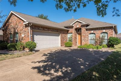 Mesquite Single Family Home Active Option Contract: 2700 Snowy Owl Drive