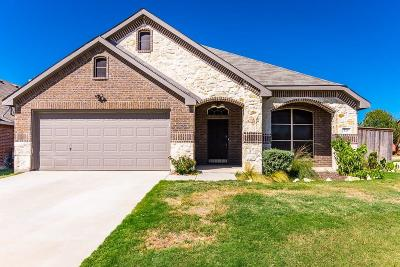 Forney Single Family Home For Sale: 526 Trailblazer Road