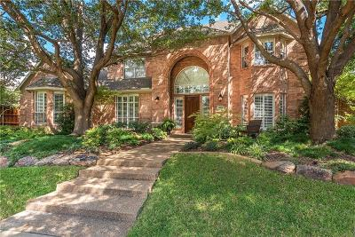 Plano Single Family Home Active Contingent: 1408 Beaver Creek Drive