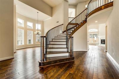 Mckinney Single Family Home For Sale: 8625 Palermo Way