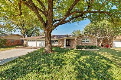 North Richland Hills Single Family Home For Sale: 6741 Corona Drive