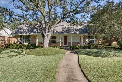 Single Family Home Active Option Contract: 9443 Gatetrail Drive