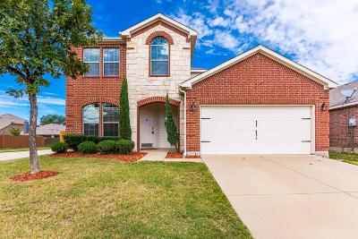 Denton County Single Family Home For Sale: 8805 Whirlwind Trail