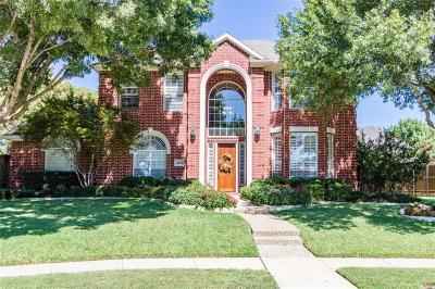 Plano Single Family Home Active Option Contract: 6433 Willowdale Drive