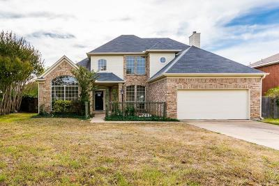 Flower Mound Single Family Home For Sale: 4816 Timberview Court