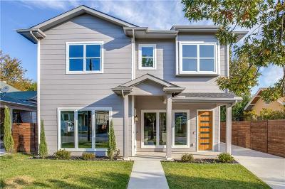 Dallas Half Duplex For Sale: 805 Melba #A