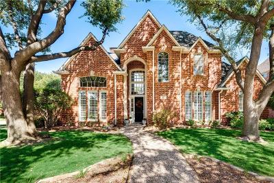 Plano TX Single Family Home Active Option Contract: $539,000