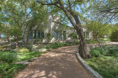 Fort Worth Single Family Home For Sale: 3537 Briarhaven Road