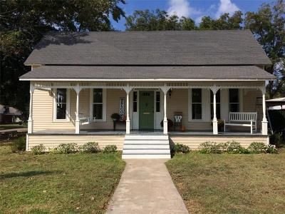 Single Family Home For Sale: 206 S Mill Street