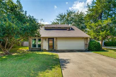 Duncanville Single Family Home Active Option Contract: 1018 Fairlawn Drive