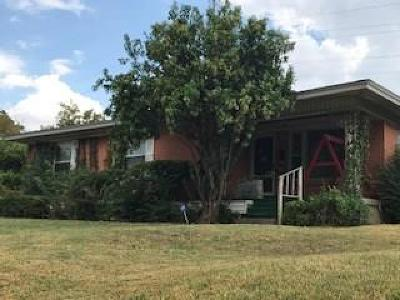 Dallas Single Family Home Active Option Contract: 2018 Van Cleave Drive