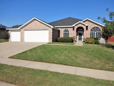 Johnson County Single Family Home For Sale: 528 Reagan Lane