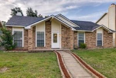 Rowlett Single Family Home For Sale: 9228 Shipman Street