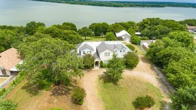 Azle Single Family Home Active Option Contract: 13680 Williams Road