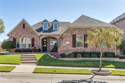 Lewisville Single Family Home For Sale: 2024 Magic Mantle Drive