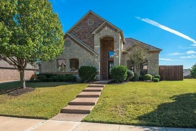 Keller Single Family Home For Sale: 605 Burnet Drive