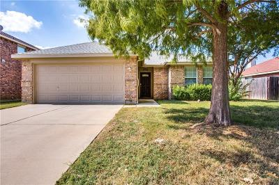 Denton Single Family Home Active Option Contract: 3449 Crisoforo Drive
