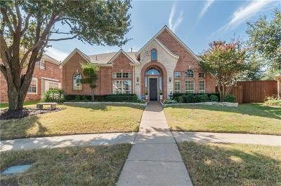 Coppell Single Family Home For Sale: 523 Loxley Drive