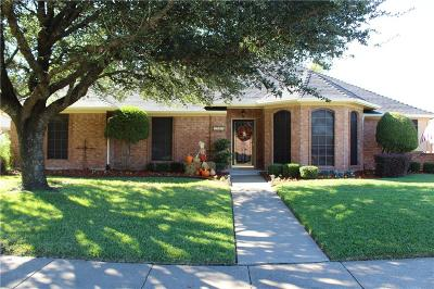 Rowlett Single Family Home For Sale: 3502 Elmhurst Street